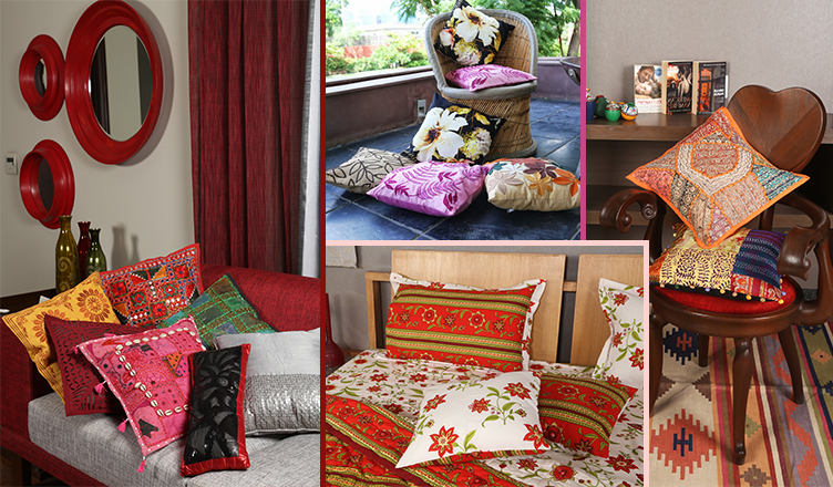 5 Fabulous Ways To Decorate Your Home With Cushions