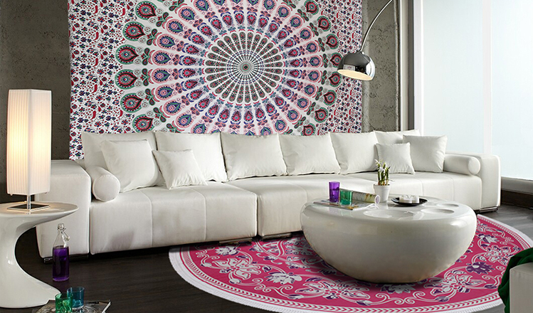 Bohemian Wall Hanging Tapestry
