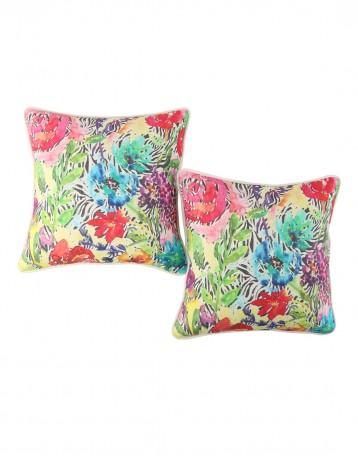 classic green pillowcases set of 2 traditional designs cotton pillow Unique Pillow Designs