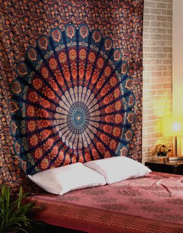 Bohemian Tapestrys | Mandala Wall Art | Large Mandala Tapestry