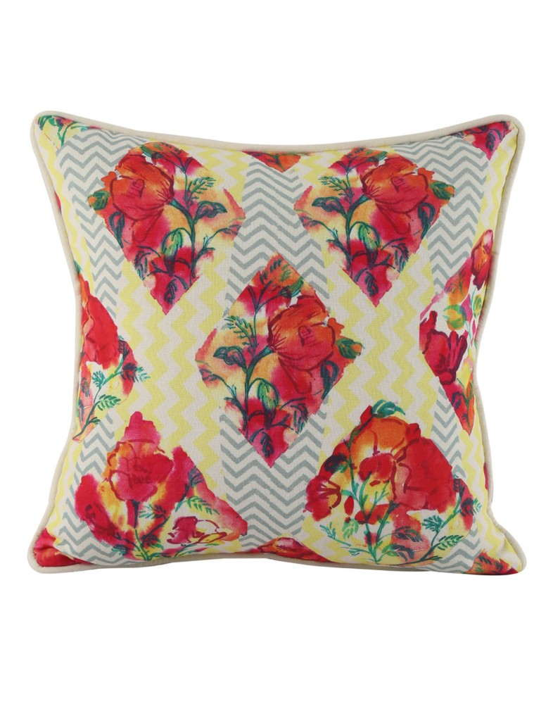Attractive Cushion Covers Cotton Casement Indian Indian