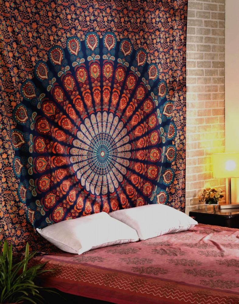 Mandala Tapestry Bedroom Wall Hangings