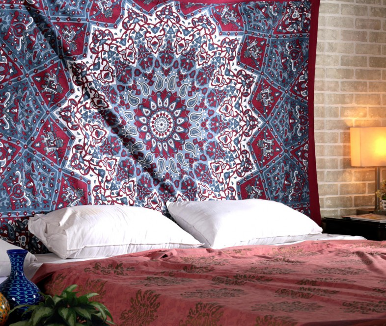 Star Wall Tapestry Tapestries