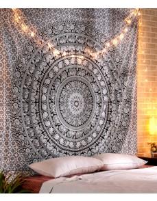 Wall Art Mandala Hippie Tapestry Full Size Sheets Wall Cotton Bohemian Tapestry