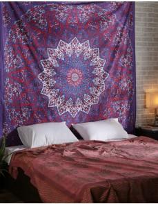 Star  wall hanging mandala tapestry , hippie tapestry ,boho tapestry, Bohemian Tapestry , Star Mandala Tapestry