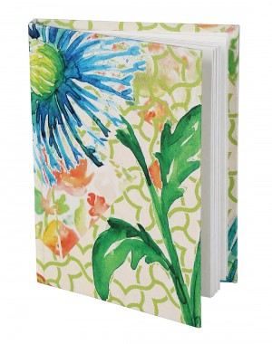 Elite Diary Abstract White Printed Card Board Paper Diary