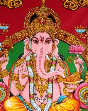 Lord Ganesh Tapestry