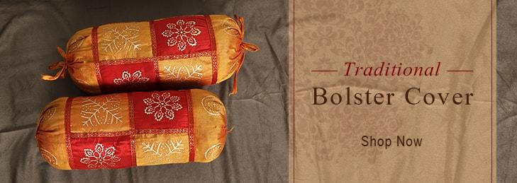 Bolster Cover Online At Rajrang