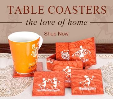 Tea Coasters Online At Rajrang