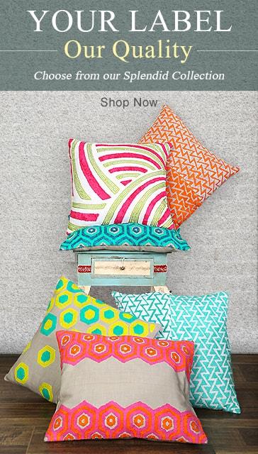 Cushion Cover Rajrang