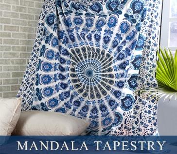 Mandala Tapestry Online At Rajrang