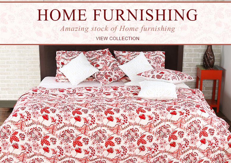 Bed Spread For Home Furnishing